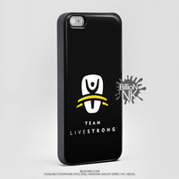 Livestrong Team Carbon Pattern Phone Case For Iphone, Ipod, Samsung Galaxy, Htc
