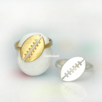 Rugby ball  RING / Sports lover