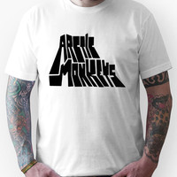 Arctic Monkeys - Black Unisex T-Shirt