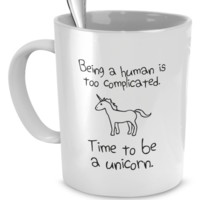 The Unicorn Coffee Mug