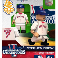 2013 World Series Champion OYO - Boston Red Sox Stephen Drew