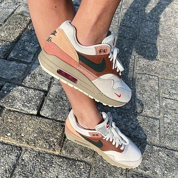 """Nike Air Max 1 Amsterdam """"City Pack"""" low-top sports running shoes"""