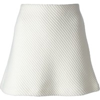 Courrèges a-line skirt