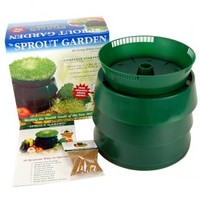 The Sprout Garden Complete Starter Kit : Homesteader's Supply - Self Sufficient Living