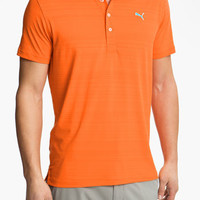 PUMA GOLF 'Barcode Stripe' dryCELL™ Polo | Nordstrom