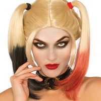 Suicide Squad: Harley Quinn Adult Wig for Women