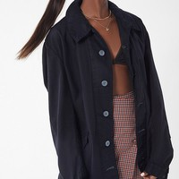 Vintage Button-Down Civilian Jacket | Urban Outfitters