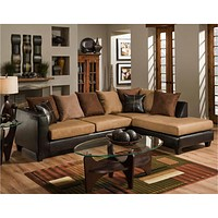 RS-4184-SEC Living Room Sectionals