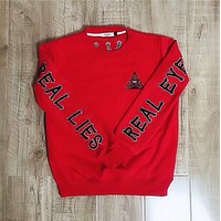 Givenchy : Women Fashion Casual Long Sleeve Sport Top Sweater Pullover Sweatshirt