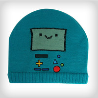 Adventure Time Beemo Knit Hat