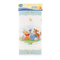 Winnie the Pooh - Baby Shower Plastic Tablecover