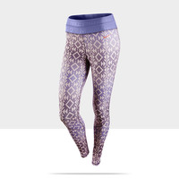 Check it out. I found this Nike Pro Hyperwarm Print Women's Training Tights at Nike online.