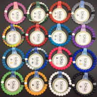 Free shiping fashion new style dark red lokai bracelet for Christmas gift best selling S M L XL