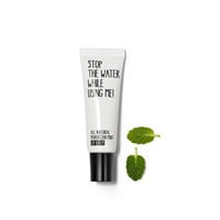 stop the water while using me / moroccan mint lip balm