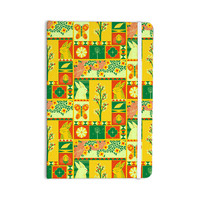"Tobe Fonseca ""Spring"" Yellow Seasonal Everything Notebook"