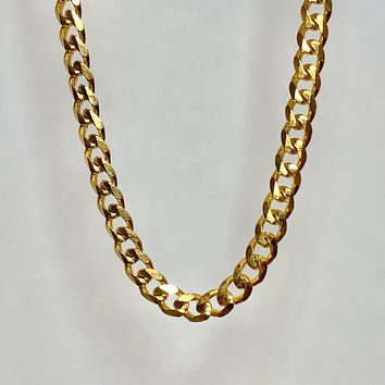 Chiara Cuban Necklace