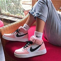 Nike Air Force 1 High Womens Sneakers Shoes 1-2