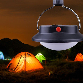 Deluxe Camping Hanging Tent Light 60 LEDs