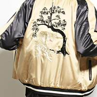 Standard Issue Satin Jacket