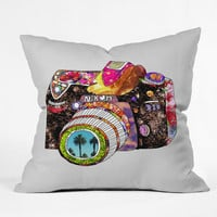 DENY Designs Bianca Green Picture This Throw Pillow