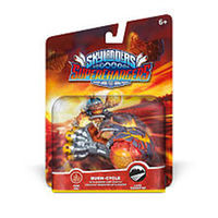 Skylanders SuperChargers Vehicles - Burn Cycle Vehicle