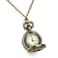 Victorian Pocket Watch Pendant