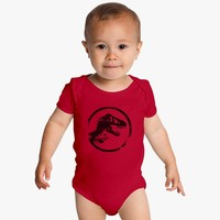 Jurassic Park Baby Onesuits