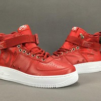 Women's and men's nike air force 1 SF cheap nike shoes a118