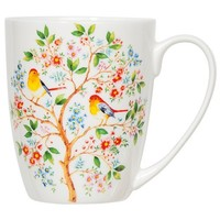 Tree of Life Coupe Mug