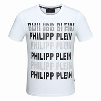 2018 Men  Cheap  Philipp Plein  T Shirt hot sale ♂019