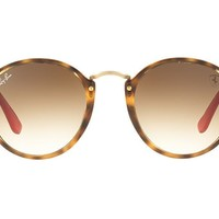 NEW SUNGLASSES RAY-BAN FERRARI RB2447NM in Tortoise