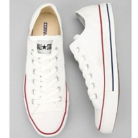 "Alwayn ""Converse"" fashion trend of men and women flat canvas sneakers shoes F"