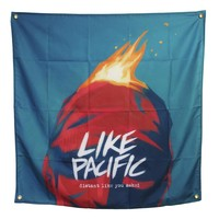 Distant Like You Asked Flag : PNE0 : MerchNOW - Your Favorite Band Merch, Music and More