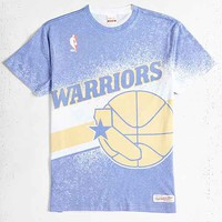 Mitchell & Ness Golden State Warriors Sublimated Tee