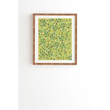 Vy La Natures Swirl Framed Wall Art