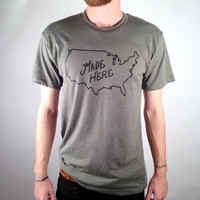 Made Here Tee - MANREADY MERCANTILE