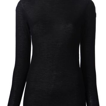 Moncler turtle neck sweater