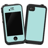 """Mint """"Protective Decal Skin"""" for LifeProof iPhone 4/4s Case"""