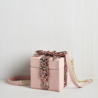 Luxe We Now Present You Bag by Betsey Johnson from ModCloth