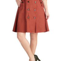 Authentic Allure Skirt | Mod Retro Vintage Skirts | ModCloth.com