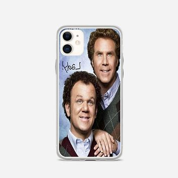 Step Brothers Costume iPhone 11 Case