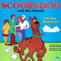 2 All New Adventures! - Scooby-Doo And His Friends, LP (Pre-Owned)