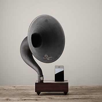 Gramophone for iPhone® and iPad®   Restoration Hardware