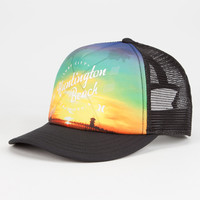 HURLEY Destination Womens Trucker Hat | Hats