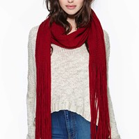 On The Fringe Scarf