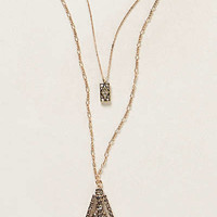 Madstone Layered Necklace