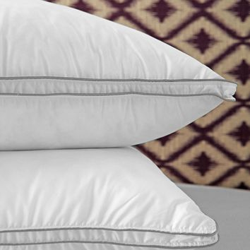 Allergy Shield Firm Pillow Set   Urban Outfitters