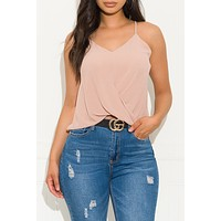 Clarissa Top Light Mauve
