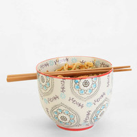Medallion Noodle Chopsticks + Bowl | Urban Outfitters