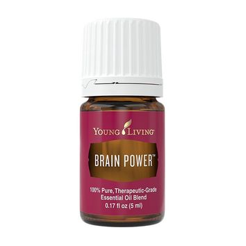 Young Living Brain Power Essential Oil - 5 Milliliters